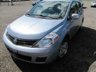Used 2011 Nissan Versa for sale in London, ON