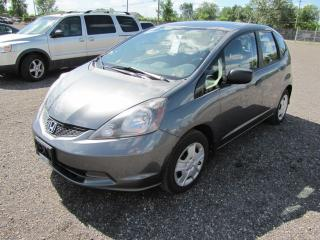 Used 2013 Honda Fit DX for sale in London, ON