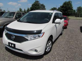 Used 2011 Nissan Quest LS for sale in London, ON