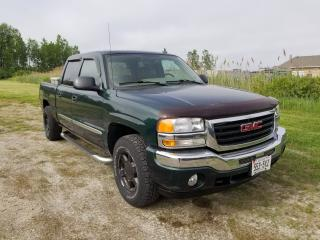 Used 2006 GMC Sierra 1500 SLT 4X4 for sale in Sarnia, ON