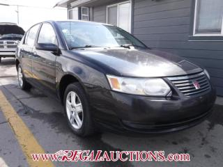 Used 2006 Saturn ION  4D SEDAN for sale in Calgary, AB