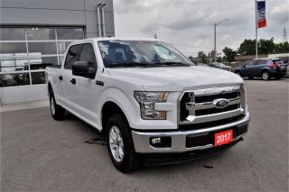 Used 2017 Ford F-150 XLT Crew 4X4 | 5.0L V8 for sale in Stratford, ON
