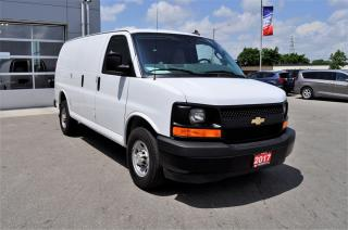 Used 2017 Chevrolet Express 2500 1WT for sale in Stratford, ON