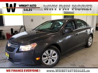 Used 2014 Chevrolet Cruze 1LT|BLUETOOTH|LOW MILEAGE|46,616 KMS for sale in Cambridge, ON