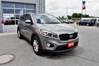 Used 2016 Kia Sorento 2.4L LX AWD | Heated front seats for sale in Stratford, ON