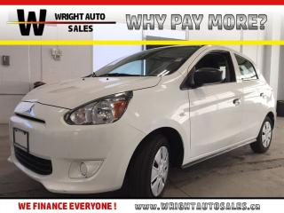Used 2015 Mitsubishi Mirage ES|BLUETOOTH|AIR CONDITIONING|69,496 KMS for sale in Cambridge, ON