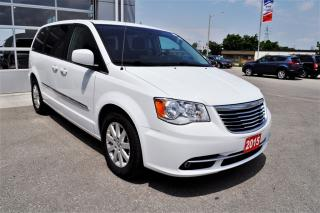 Used 2015 Chrysler Town & Country Touring Power sliding doors | Power lift gate for sale in Stratford, ON