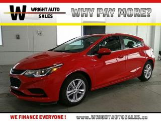 Used 2017 Chevrolet Cruze LT|BLUETOOTH|BACKUP CAMERA|HEATED SEATS|12,533 KMS for sale in Cambridge, ON