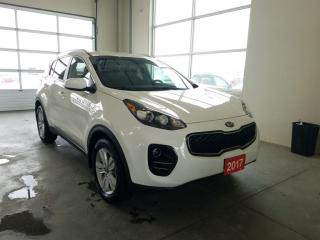 Used 2017 Kia Sportage 2.4L LX AWD for sale in Stratford, ON