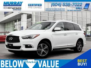 Used 2016 Infiniti QX60 **NAVI**REAR CAMERA**LEATHER**SUNROOF** for sale in Surrey, BC