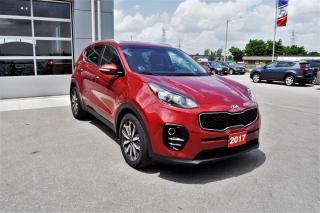 Used 2017 Kia Sportage EX FWD Heated seats | Power driver seat for sale in Stratford, ON