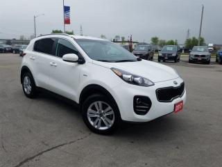 Used 2017 Kia Sportage LX AWD for sale in Stratford, ON