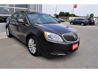 Used 2016 Buick Verano Rearview camera | AC | 2.4L | Low KM for sale in Stratford, ON