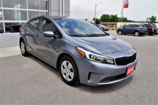 Used 2018 Kia Forte LX Auto | Air Conditioning for sale in Stratford, ON