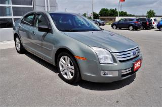 Used 2009 Ford Fusion SEL 3.0L V6 | Power seats for sale in Stratford, ON