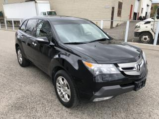Used 2009 Acura MDX Tech Package for sale in North York, ON
