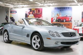 Used 2006 Mercedes-Benz SL-Class - for sale in Paris, ON