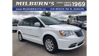 Used 2016 Chrysler Town & Country TOURING for sale in Guelph, ON