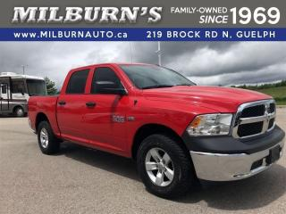 Used 2017 RAM 1500 SXT 4X4 for sale in Guelph, ON