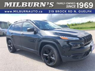 Used 2016 Jeep Cherokee Altitude Sport for sale in Guelph, ON