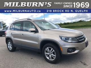 Used 2015 Volkswagen Tiguan Trendline for sale in Guelph, ON