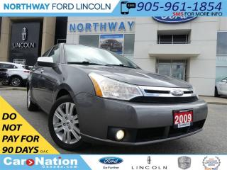 Used 2009 Ford Focus SEL | REMOTE START | HEATED SEATS | BLUETOOTH | for sale in Brantford, ON