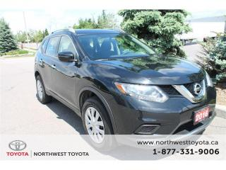 Used 2016 Nissan Rogue for sale in Brampton, ON