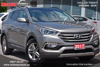 Used 2017 Hyundai Santa Fe Sport 2.4 SE SE AWD - Panoramic Roof|Bluetooth|Heated Leather Seats for sale in Whitby, ON