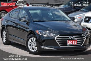 Used 2018 Hyundai Elantra LE Former Rental|Bluetooth|Heated Seats for sale in Whitby, ON