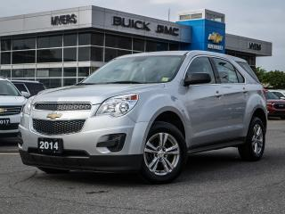 Used 2014 Chevrolet Equinox LS, FWD, BLUETOOTH, CRUISE, AUTO , 17