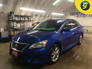 Used 2013 Nissan Sentra SV*NAVIGATION*POWER SUNROOF*BACK UP CAMERA*PHONE CONNECT*HEATED FRONT SEATS*KEYLESS ENTRY*POWER WINDOWS/LOCKS/MIRRORS*CLIMATE CONTROL*CRUISE SR* for sale in Cambridge, ON