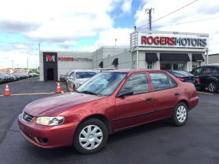 Used 2001 Toyota Corolla for sale in Oakville, ON