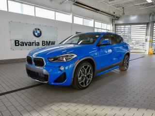 Used 2018 BMW X2 xDrive 28i for sale in Edmonton, AB