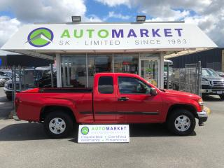 Used 2006 Chevrolet Colorado EXT.CAB 2WD WE CAN FINANCE ANYONE! for sale in Langley, BC