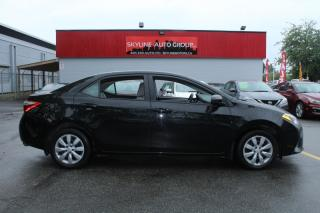 Used 2016 Toyota Corolla 4dr Sdn CVT S w/Special Edition Pkg for sale in Surrey, BC