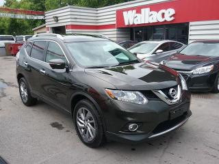 Used 2014 Nissan Rogue SL AWD NAV, PANORAMIC SUNROOF for sale in Ottawa, ON