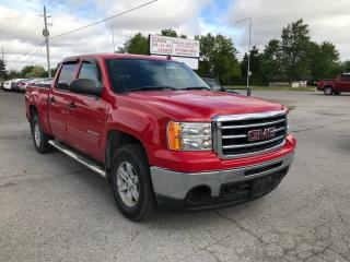 Used 2012 GMC Sierra 1500 SLE 4x4 for sale in Komoka, ON