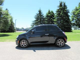 Used 2012 Fiat 500 Sport for sale in Thornton, ON