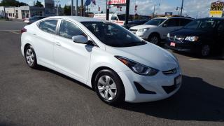 Used 2016 Hyundai Elantra GL/NO ACCIDENT/CERTIFIED/IMMACULATE$12500 for sale in Brampton, ON