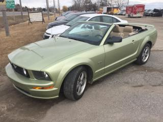 Used 2006 Ford Mustang GT for sale in Alliston, ON