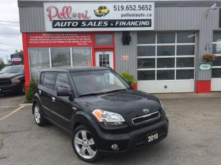 Used 2010 Kia Soul 4u SUNROOF+ALLOYS for sale in London, ON