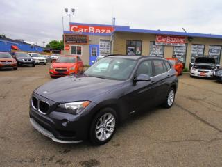 Used 2015 BMW X1 28i X Drive LTHR ROOF AWD for sale in Brampton, ON
