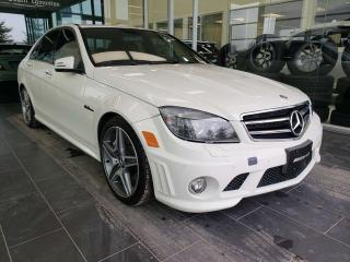 Used 2011 Mercedes-Benz C-Class AMG, NAVI, HEATED SEATS, SUNROOF for sale in Edmonton, AB