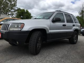 Used 2004 Jeep Grand Cherokee Laredo for sale in Pickering, ON