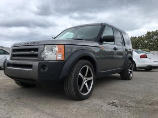 Used 2007 Land Rover LR3 SE for sale in Pickering, ON
