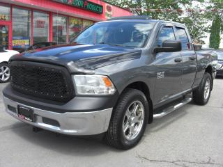 Used 2013 Dodge Ram ST 4X4 Quad Cab for sale in London, ON