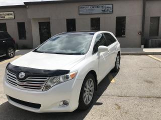 Used 2010 Toyota Venza AWD,LEATHER,PANO ROOF,REAR VIEW CAMERA for sale in Burlington, ON