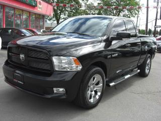 Used 2010 Dodge Ram Sport QuadCab 4X4 for sale in London, ON