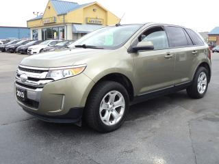 Used 2013 Ford Edge SEL 3.5 L Panorama Roof for sale in Brantford, ON