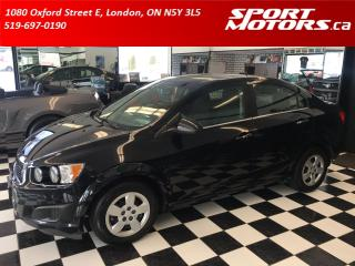 Used 2014 Chevrolet Sonic LT for sale in London, ON